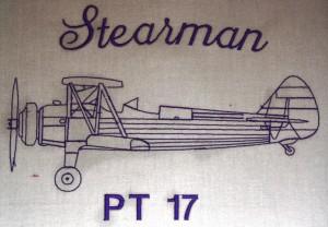 Stearman PT17